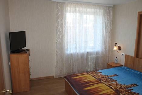 Сдается 3-комнатная квартира посуточно в Петрозаводске, октябрьский д.18.