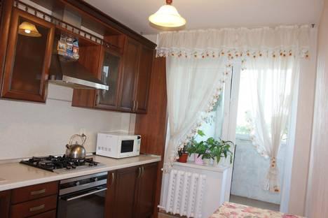 Сдается 2-комнатная квартира посуточно в Анапе, ул. Чехова, 4.