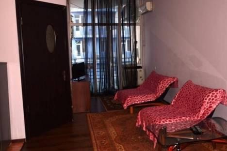 Сдается 2-комнатная квартира посуточно в Батуми, Хайдар Абашидзе, 20.