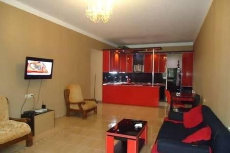 Сдается 3-комнатная квартира посуточно в Тбилиси, Сулхан Цинцадзе, 39.