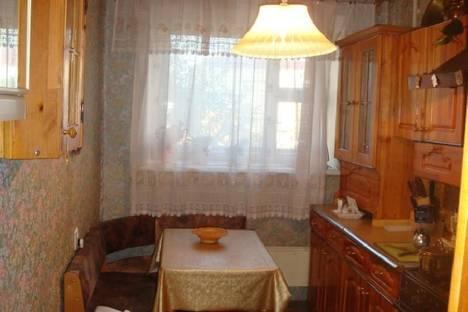 Сдается 2-комнатная квартира посуточно в Иванове, громобоя, 17.