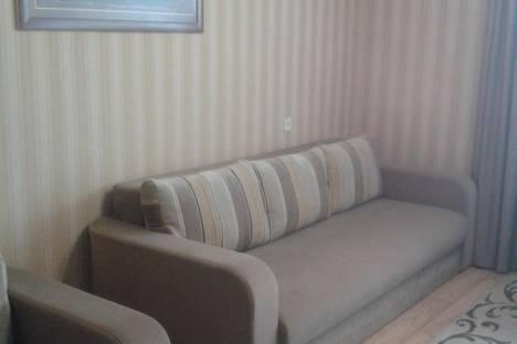 Сдается 2-комнатная квартира посуточнов Мирном, Ленина 56.