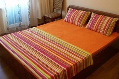 Сдается 1-комнатная квартира посуточно в Баку, ул. Пушкина, 8.