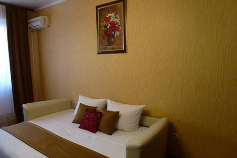 Сдается 1-комнатная квартира посуточно в Ставрополе, ул.Доваторцев 63/1.