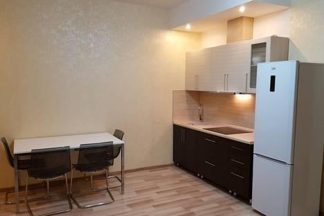 Сдается 1-комнатная квартира посуточно в Адлере, Орбитовская 20/15.