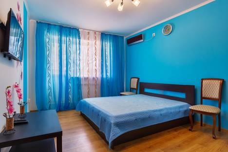 Сдается 3-комнатная квартира посуточно в Ростове-на-Дону, переулок Халтуринский, 159.