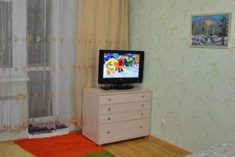 Сдается 1-комнатная квартира посуточнов Салехарде, Республики 77.