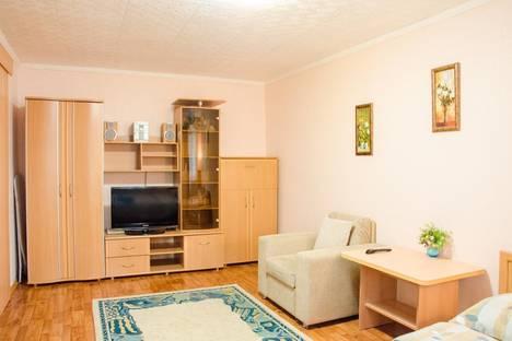 Сдается 1-комнатная квартира посуточнов Алматы, Жамбыла, 169.