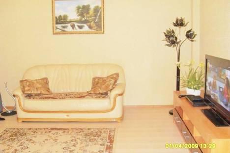 Сдается 3-комнатная квартира посуточно, Байкальская, д. 107а.