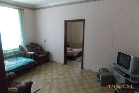 Сдается 3-комнатная квартира посуточнов Еманжелинске, чайковского, 7.