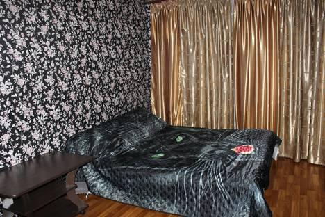 Сдается 1-комнатная квартира посуточно в Кузнецке, фабричная 102.