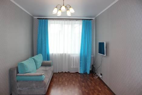 Сдается 1-комнатная квартира посуточно в Сызрани, Пензенская улица, д.37.