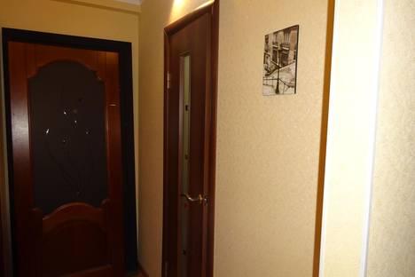 Сдается 1-комнатная квартира посуточно в Армавире, ул. Азовская, 18.