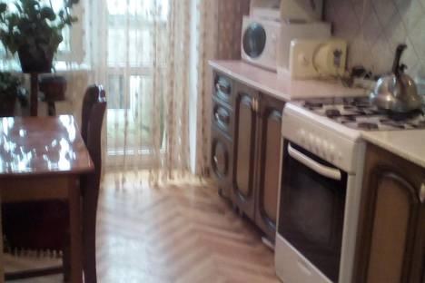 Сдается 3-комнатная квартира посуточно во Владикавказе, ул. Астана Кесаева, 34 кв.29.