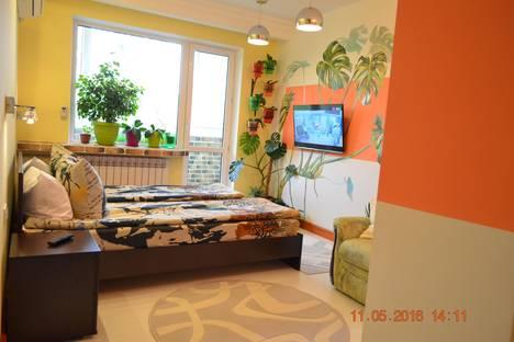 Сдается 1-комнатная квартира посуточнов Новоотрадном, Орджоникидзе 31а.