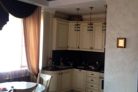 Сдается 3-комнатная квартира посуточно в Геленджике, Переулок Сосновый 7А.