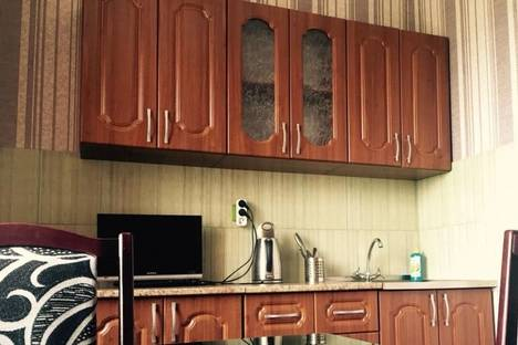 Сдается 1-комнатная квартира посуточно в Подольске, ул. Академика Доллежаля, 4.