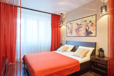 Сдается 1-комнатная квартира посуточнов Томске, Лебедева, 40.