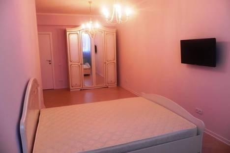 Сдается 3-комнатная квартира посуточно в Адлере, ул.Куйбышева 5.