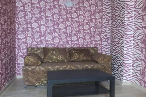 Сдается 1-комнатная квартира посуточно в Майкопе, ул.Батарейная д.1.