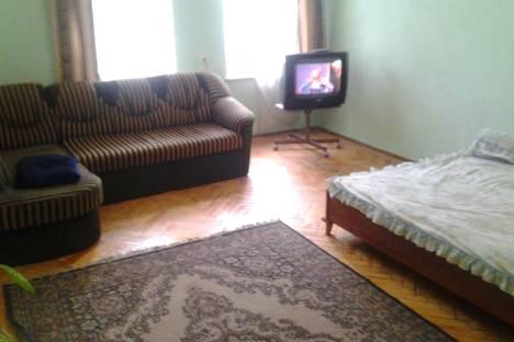Сдается 1-комнатная квартира посуточно в Львове, ул.Меретина 4.