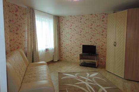 Сдается 1-комнатная квартира посуточно в Ижевске, ул.Удмуртская 268.
