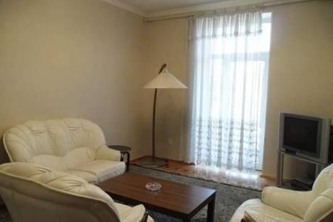Сдается 2-комнатная квартира посуточно в Баку, проспект Азербайджана, 1.