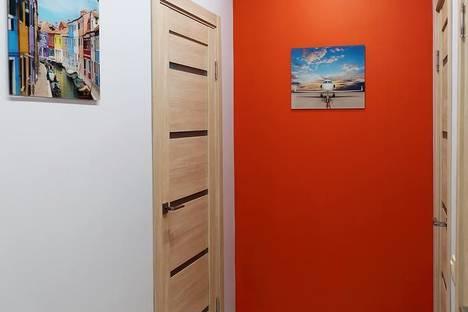 Сдается 1-комнатная квартира посуточно, ул.Безыменского 18Б.