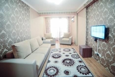 Сдается 2-комнатная квартира посуточно в Бишкеке, Фрунзе, 553, корп. 1.