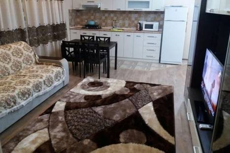 Сдается 2-комнатная квартира посуточно в Бишкеке, Боконбаева, 175, корп. 3.