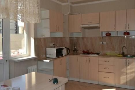 Сдается 1-комнатная квартира посуточно в Бишкеке, Табышалиева, 11, корп. 42.