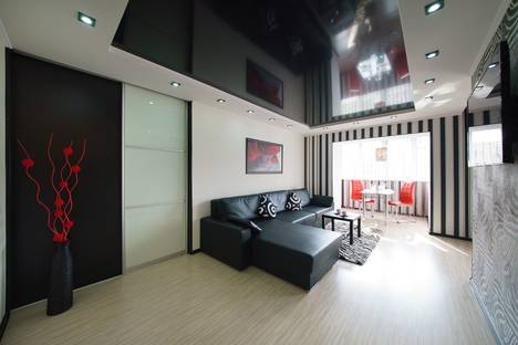 Сдается 2-комнатная квартира посуточнов Солигорске, ул. Заслонова, 4.