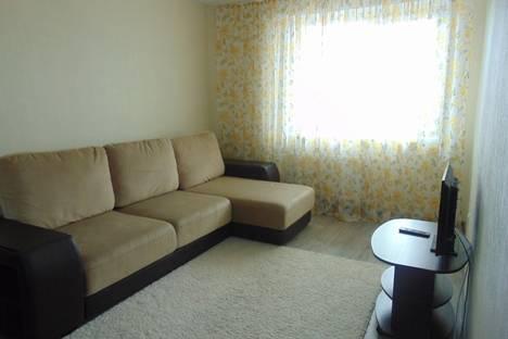 Сдается 1-комнатная квартира посуточно в Ижевске, 7 Подлесная 97.