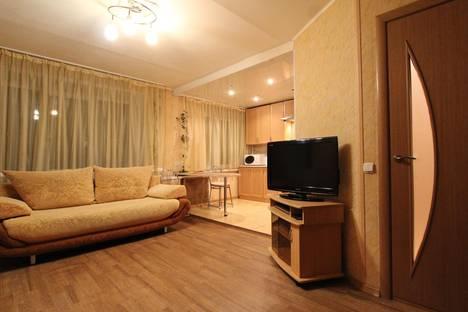 Сдается 1-комнатная квартира посуточнов Ярославле, проспект Толбухина д.15а.