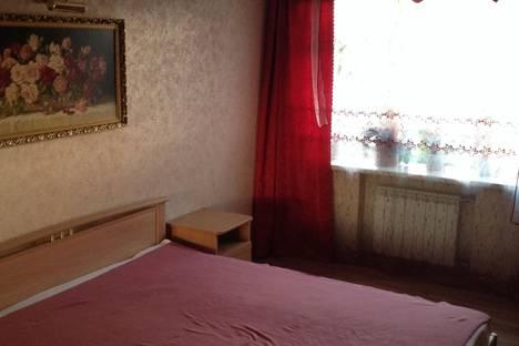 Сдается 3-комнатная квартира посуточно в Красноярске, Вокзальная 14.