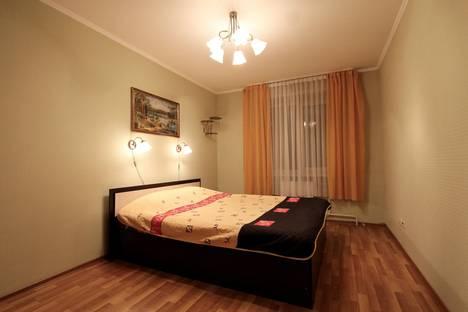 Сдается 2-комнатная квартира посуточнов Ярославле, ул. Рыбинская д.61.