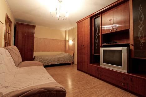 Сдается 1-комнатная квартира посуточнов Ярославле, ул. Салтыкова-Щедрина д.84.