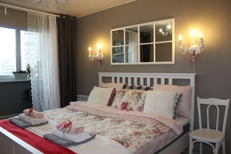 Сдается 3-комнатная квартира посуточно в Казани, Сафиуллина, 17.