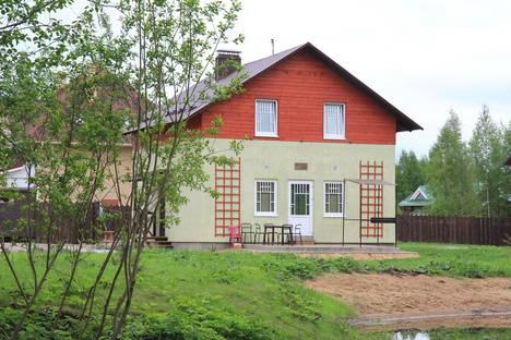 Сдается коттедж посуточнов Петергофе, Киевское шоссе, 128.