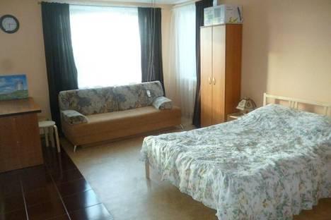 Сдается 1-комнатная квартира посуточнов Нижнем Новгороде, ул. Совнаркомовская, , 26.