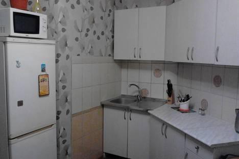 Сдается 1-комнатная квартира посуточнов Оренбурге, проспект Победы, 178/1.