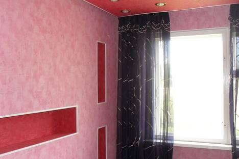 Сдается 3-комнатная квартира посуточно в Березниках, свободы 21.