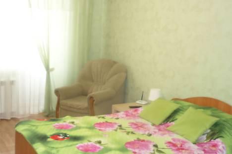 Сдается 1-комнатная квартира посуточно в Уфе, ул. Набережная реки Уфы, 11/2.