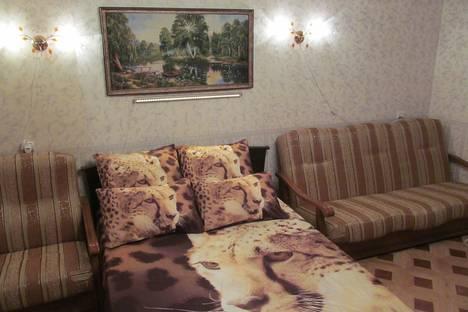 Сдается 1-комнатная квартира посуточнов Екатеринбурге, Победы ,37.