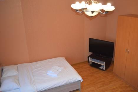 Сдается 1-комнатная квартира посуточно в Нягани, 4 мкр. 13.
