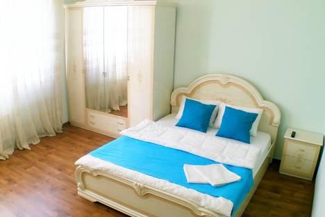 Сдается 2-комнатная квартира посуточнов Кемерове, Октябрьский 36Г.