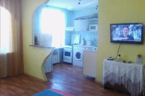 Сдается 1-комнатная квартира посуточно в Кургане, гоголя 66.