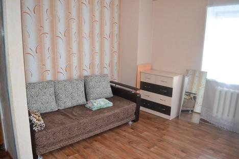 Сдается 1-комнатная квартира посуточнов Чебаркуле, переулок Физкультурников, 6.