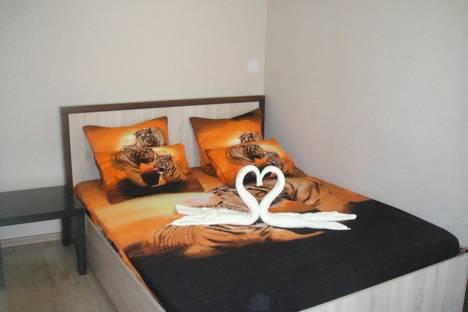 Сдается 1-комнатная квартира посуточно в Самаре, ул. Стара Загора, 100а.