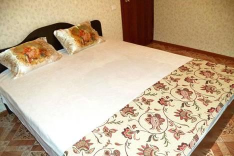 Сдается 1-комнатная квартира посуточно в Подольске, ул. Ленинградская, дом 4.